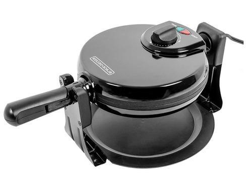 waflera giratoria black decker wm1000b negra gratis envio