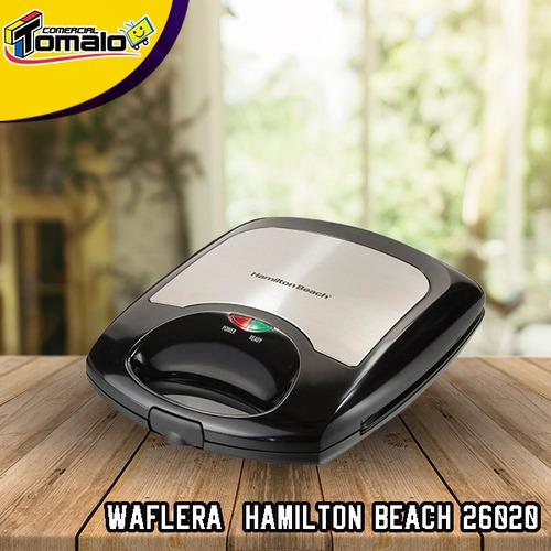 waflera hamilton beach 26020