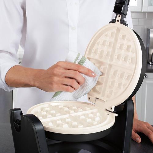 waflera oster ckstwfbf10w-eco dura ceramic waffle maker