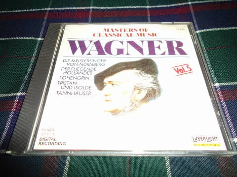 wagner master classical music.