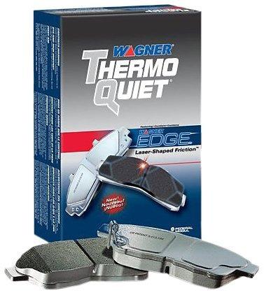wagner thermoquiet qc1020 set almohadilla disco de cerámico