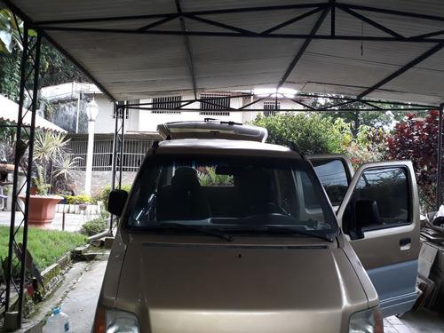 wagon camioneta chevrolet
