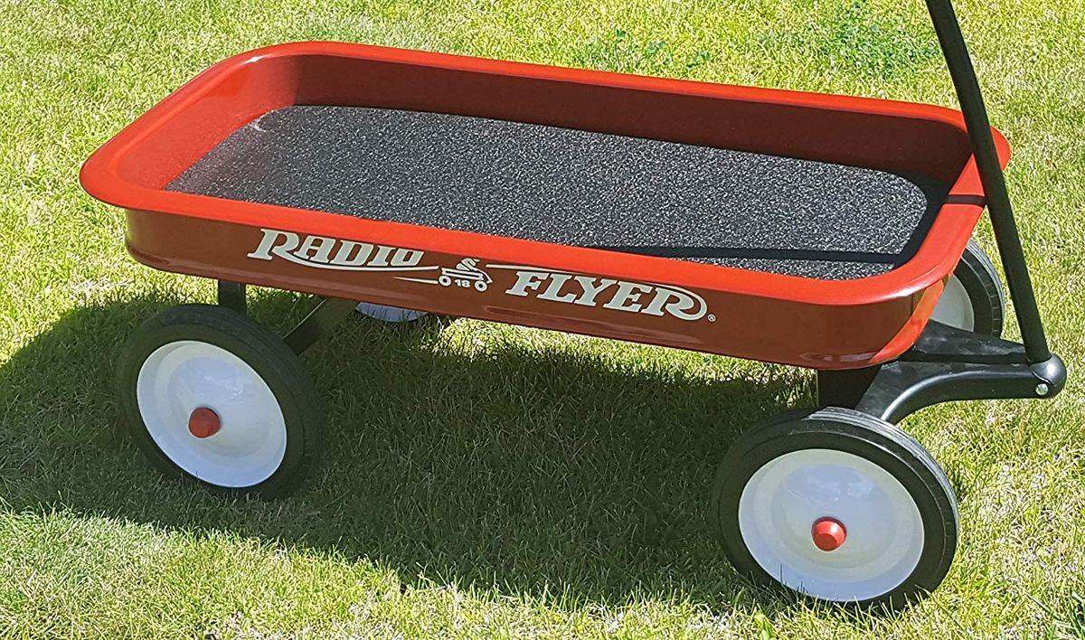Wagon Pad For Radio Flyer Metal Pan Wagon