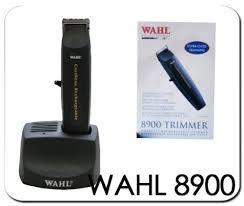 wahl 8900 terminadora de cabello profesional recargable