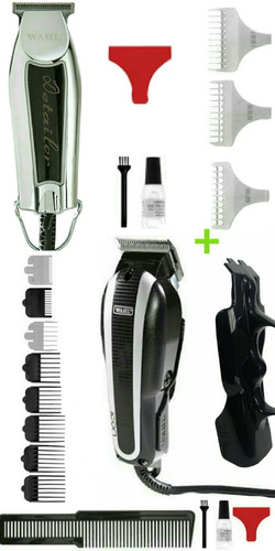 wahl combo icon detailer clipper trimmer profesional 5 star
