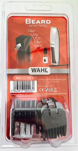 wahl cortabarba / afeitadora de barba (tienda oficial)