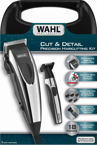 wahl cortapelo corte y detalle (tienda oficial)