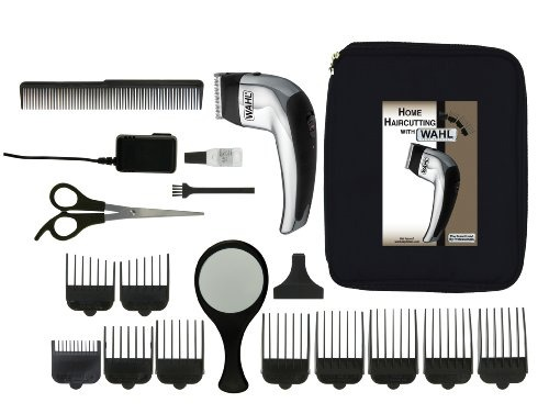 Wahl deluxe self cut do it yourself haircut kit 18 pieces wahl deluxe self cut do it yourself haircut kit 18 pieces solutioingenieria Images