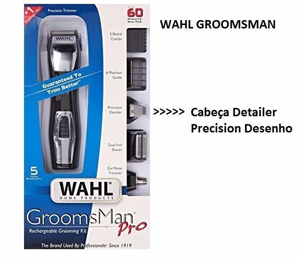 9c64ec7b9 Wahl Magic Clip 110v + Wahl Color E Groomsm Cabeça Detailer - R ...
