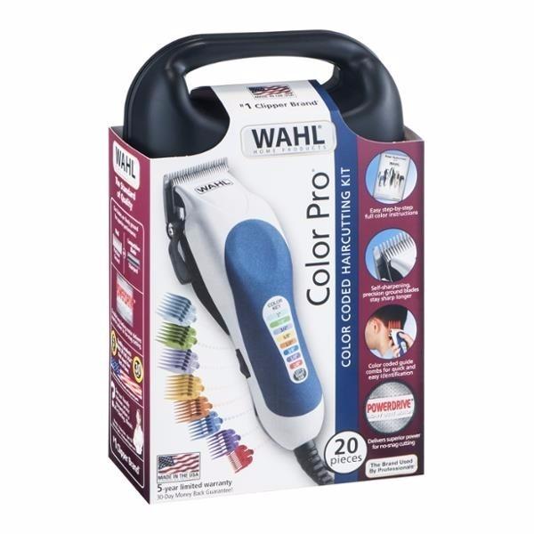e01d8f534 Wahl Magic Clip 220v +wahl Color + Groomsman Cabeça Detailer - R ...