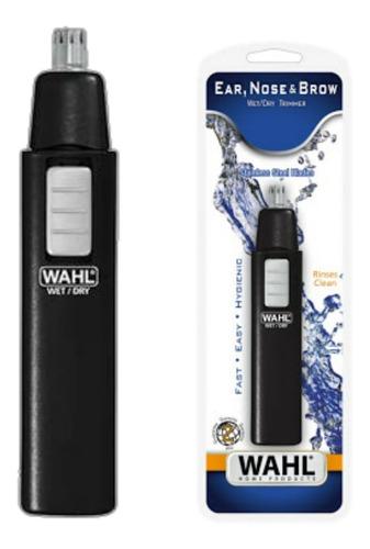 wahl perfilador para corte de bello de nariz y oídos