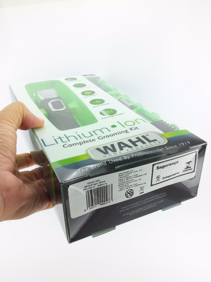 9f20cda28 Wahl Pro Lithium Ion + Wahl Color E Wahl Magic Clip Oficial - R ...