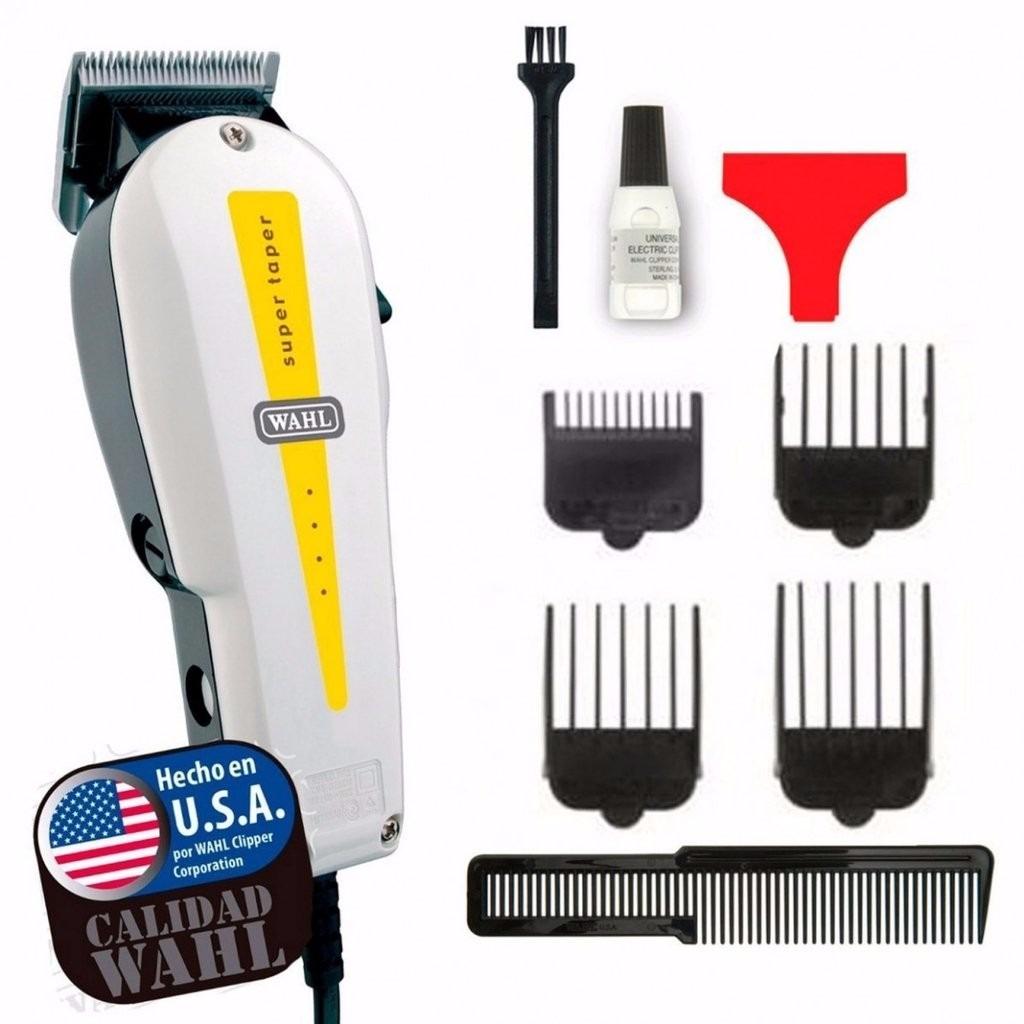 wahl super taper maquina cortador cabello afeitador pelo. Cargando zoom. 1d1e9452e0e4