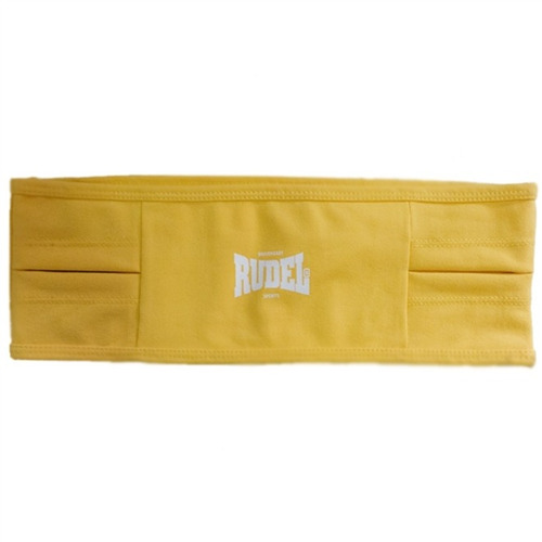 waist bag - rudel - amarelo ouro - pp