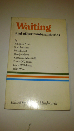 waiting and other modern stories amis dahl o´connor wain