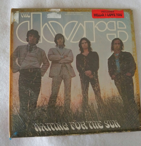 waiting for the sun the doors lp