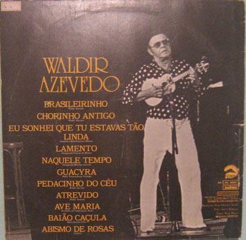waldir azevedo - os grandes sucessos - 1968