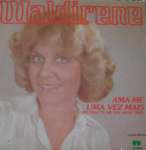 waldirene ame-me  - compacto vinil copacabana 1985