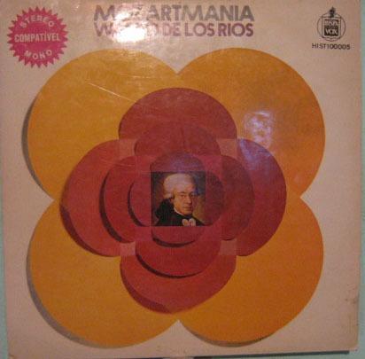 waldo de los rios - mozartmania - 1971