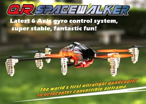 walkera qr spacewalker - repuestos