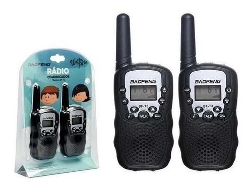 walkie talkie 2 unidades 22 canales 1 a 3 km 10 tonos ® ty