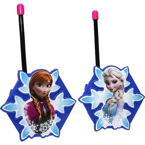 walkie talkie elsa y anna frozen disney