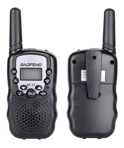 walkie talkie handy intercomunicadores 1 a 3 km 10 tonos ®