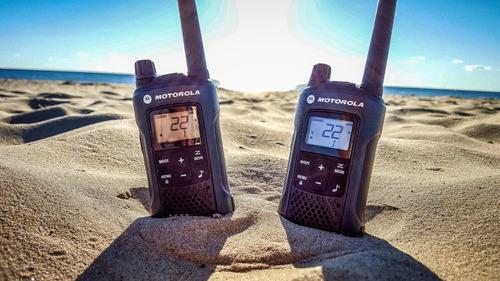 walkie talkie handy motorola 56km 33 canales handies