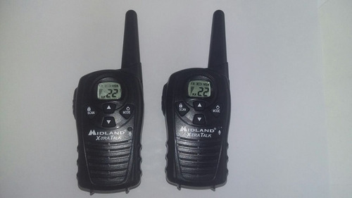 walkie talkie midland lxt11822 nuevos