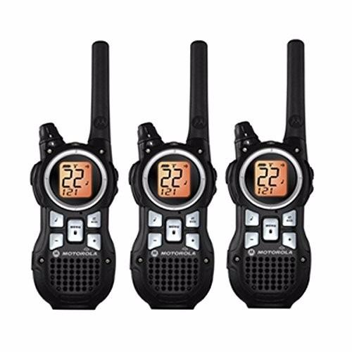 walkie talkie motorola talkabout mr350tpr rango 56 km
