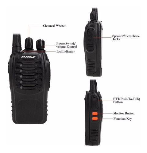 walkie talkie radio