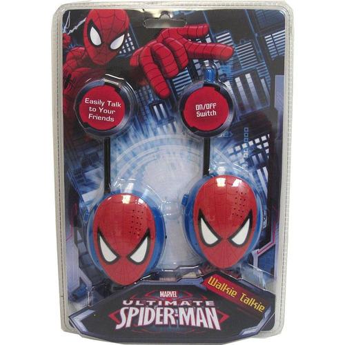 walkie talkie ultimate spider-man marvel