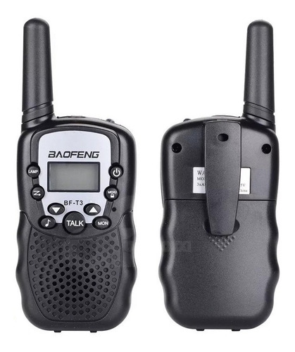 walkie talkie woki toki 22 canales 1 a 3 km 10 tonos grtia ®