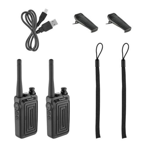 walkie talkies radios de 42 km envió gratis