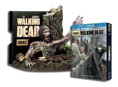 walking dead gift set  árvore importado - 4a temporada :)