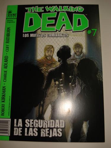 walking dead kirkman serie regular ovnipres en castellano.