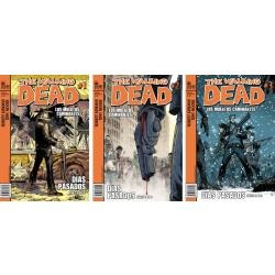 walking dead kirkman serie regular ovnipres en castellano.