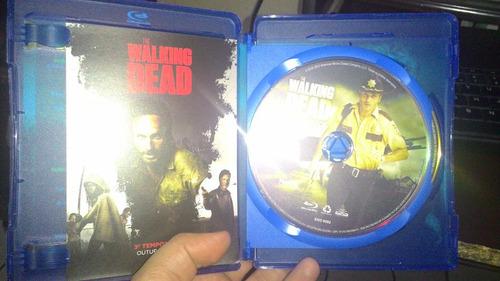 walking dead, the - 2ª temporada (blu-ray)