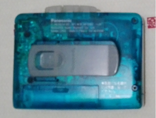walkman casette panasonic