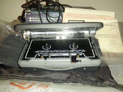 walkman de sony radio digital casete