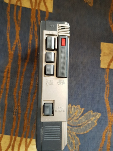 walkman mini cassette recorder panasonic rq-345 japan