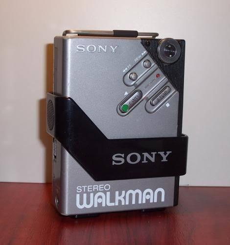 walkman sony cassette wm- de coleccion 1979