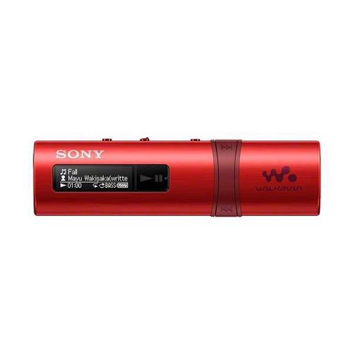 walkman sony nwz-b183 reprodutor mp3, flash-media, usb 2.0