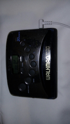 walkman sony wm-fx251 fm/am cassette