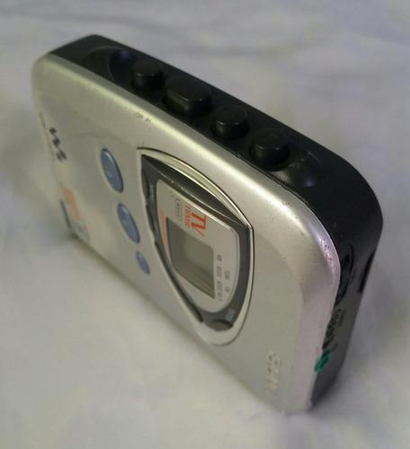 walkman sony wm-fx290 radio cassette oferta