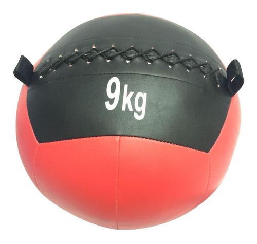 wall ball 9kg medicine ball crossfit treino funcional