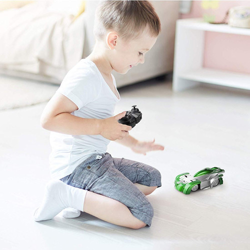 wall climbing remote control car - force1 gravity defying rc
