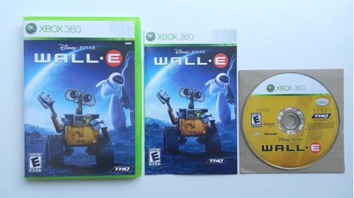 wall e xbox 360 completo!! garantizado!!