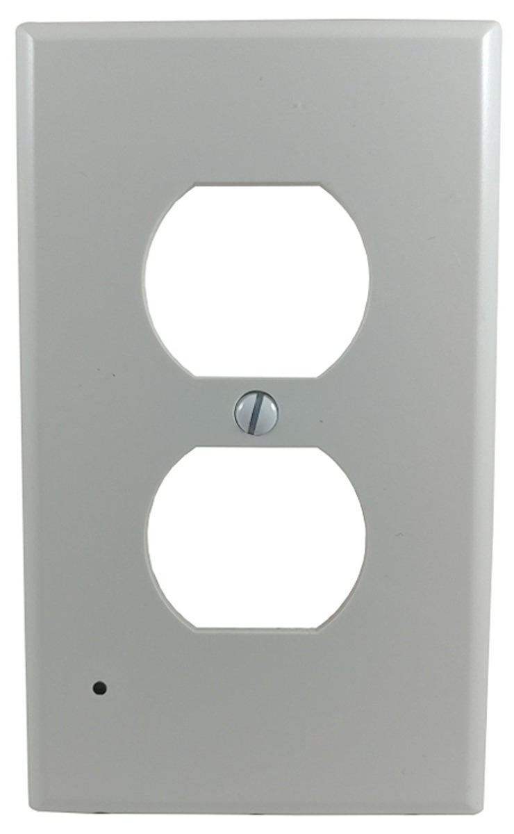 Wall plate night light 3 led outlet cover paquete de 4 cargando zoom aloadofball Image collections