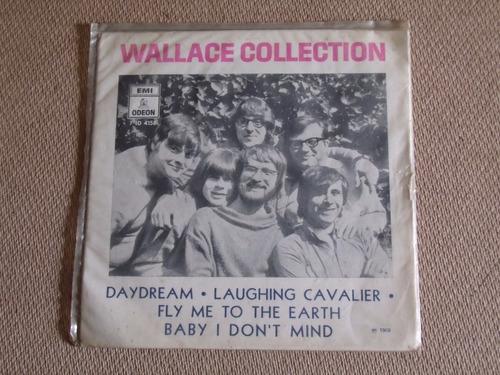 wallace collection - compacto, edição 1969
